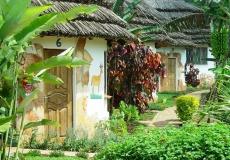 Kabubbu Resort Centre - Bandas-garden