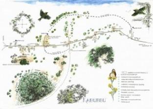 Kabubbu village map