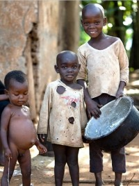 KabubbuKids are losing out on their education and a chance to alleviate poverty owing to drought and food shortages