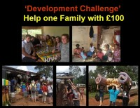 practical action, rather than watching, has produced impactful results for KabubbuKids. The £100 'Development Challenge' is just one way in which volunteer hearts have been touched – producing not only transformation in Kabubbu, but transformation back home.