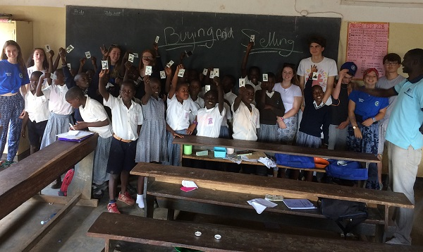 Quicken Trust, a small charity offering #KabubbuKids(Uganda) the opportunity to thrive, and UK students & individuals an incredible volunteering opportunity.