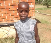 QuickenTrust creating a heart in Kabubbu - #KabubbuKids Uganda rise above poverty and destitution through sponsorship of their education and primary health care