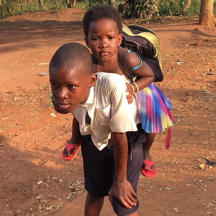 Quicken Trust is creating a heart in Kabubbu, Uganda. Through sponsorship of their education & primary health care needs, poverty-stricken Kabubbu Kids thrive on an opportunity to transform their lives.