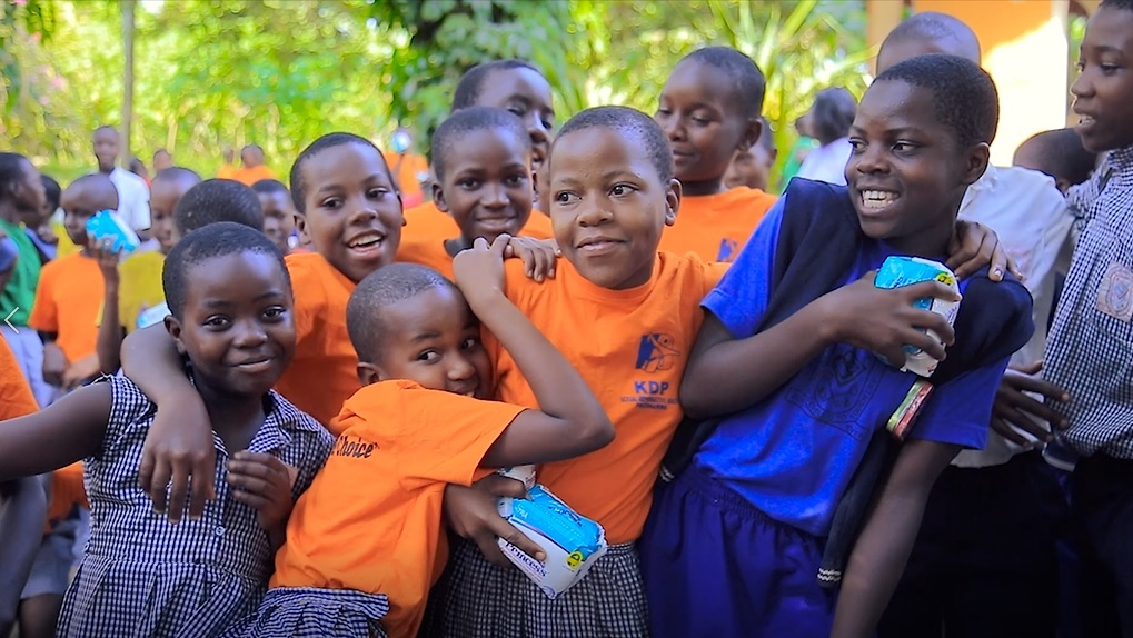 Quicken Trust is creating a heart in Kabubbu, Uganda. Through a child partnership programme supporting education & primary health care needs, poverty-stricken Kabubbu Kids thrive on an opportunity to transform their lives